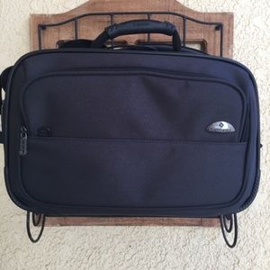 Samsonite Carry On Luggage Weekend Bag Charcoal